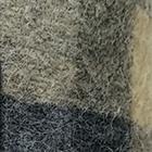 102-Corn-Charcoal Scottish Blanket