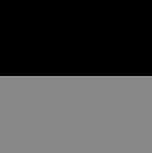 Black-Grey Mlge. Reversible Alpaca Gloves Heavy Weight