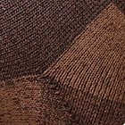 Alpaca Outdoor Hiker Unisex Socks in Brown