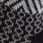 Black Alpaca Unisex Comfort Socks