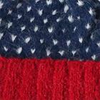 Comb.Navy-Natural American Brushed Alpaca Hat