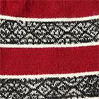 Burgundy Reversible Alpaca Beanie Hat