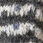 Charcoal Utah Brushed Alpaca Fingerless Gloves