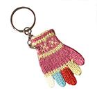 Gloves Tiny Alpaca Knit keychain
