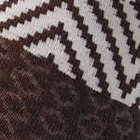 Mocha Alpaca Unisex Comfort Socks