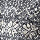 Grey Veruska Nordic Alpaca Sweater