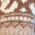 Sand Mlge. Ohio Alpaca Half Finger Gloves