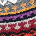 Multicolor Telluride Alpaca Chullo