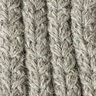 Lt. Grey Aubrey Alpaca Knit Fingerless Gloves