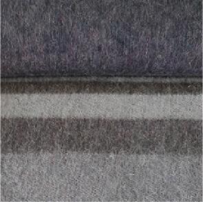 CO772 Dk.Berry/Lilac/Olive Alpaca Cherokee Blanket