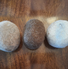 Varios Felted Alpaca Dryer Balls