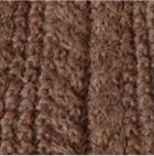 Cinnamon Melange Braided knit Alpaca Headband