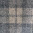 C0133-Grey-Sand Mlge. Scottish Blanket