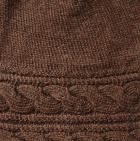 Mixt. Charcoal-Black-Vicuna Ginevra Royal Alpaca Hat