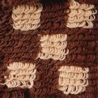 Brown-Beige Alpaquita Purse