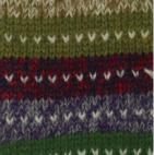 Multicolor163 Cusco Alpaca Fingerless Gloves