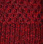 Burgundy Mlge. Bohemia Baby Alpaca Fingerless Gloves