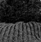 Grey Bohemia Baby Alpaca Pom Pom Hat