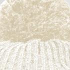 Natural Bohemia Baby Alpaca Pom Pom Hat