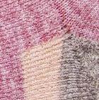 Ballet Rose Mlge.-Taupe Mlge Sport Golf Socks