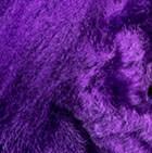 "Lavender Baby Alpaca Fur-Unicorn Ornament 12"""