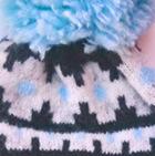 Black Utah Brushed Alpaca Hat