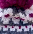 Charcoal-Comb 2 Utah Brushed Alpaca Hat