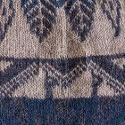 Lt. Grey-Denim-French Blue Reversible Alpaquita Knit Hat