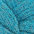 Blue Ocean Turban Alpaca Headband