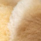 "Various Baby Alpaca Fur-Rabbit Ornament 6.5"""