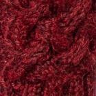Burgundy Mlge. Shadow Cable Alpaca Fingerless Gloves