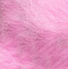 "Rose Keychain Baby Alpaca Fur Face 4"""