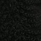 Black Scallop Lace Alpaca Fingerless Gloves