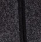 Charcoal Classic Alpaca Men's Vest