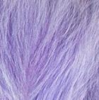 """Purple Haze Baby Alpaca Fur-Pig Ornament 7"""""""