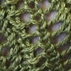 Apple Green Baby Silk Lace Fingerless Gloves