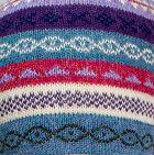Sky Mlge.-Multicolor Multicolored Juliaca Hat