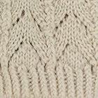 Natural Baby - Silk Celtic Fingerless Gloves