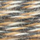 Mixt. Beige-Grey Mlge.-Natural Belgica Alpaca Cardigan