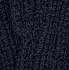 Black Baby Silk Lace Fingerless Gloves