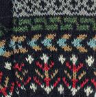 Black Ilave Alpaca Fingerless Gloves