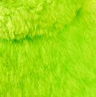 "Apple Green Baby Alpaca Fur-Cartoon Alpaca 11"""