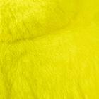 "Yellow Baby Alpaca Fur-Cartoon Alpaca 11"""