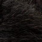 Black PREMIUM Baby Alpaca Fur Hat