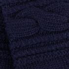 Dk. Navy Ginevra Royal Alpaca Gloves