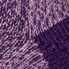 Purple Alpaca Boot Unisex Socks