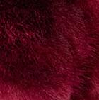 Burgundy PREMIUM Baby Alpaca Fur Elegant Headband