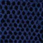 Black-Periwinkle Honeycomb Baby Alpaca Fingerless Gloves Long