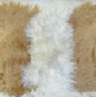 Multicolor PREMIUM Baby Suri Fur Fuzzy Slippers
