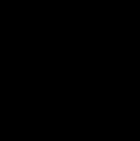 Black Circle Alpaca Hat
